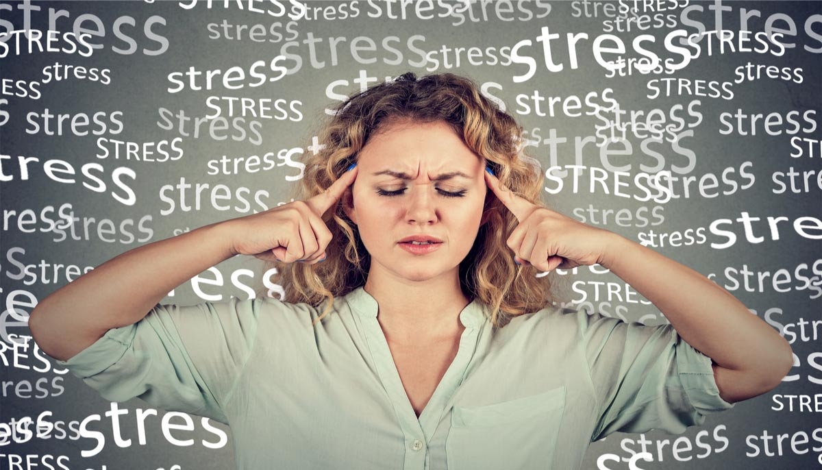 Find out how to manage your stress which can reduce health problems and make you a happier person.